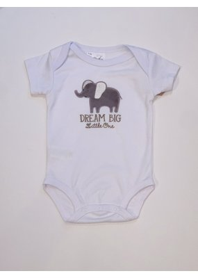 Dream Big Little One Onesie