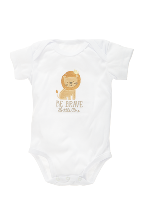 Be Brave Little One Onesie