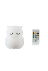 Owl Silicon Night Light