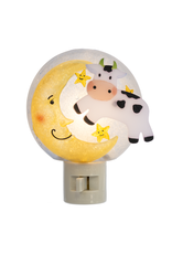 Cow Jumped Over the Moon Night Light
