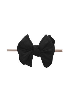Baby Bling Fab-Bow-Lous Skinny Blush/Black