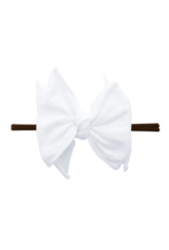 Baby Bling Fab-Bow-Lous Skinny Brown/White