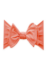 Baby Bling Fab-Bow-Lous Neon Coral