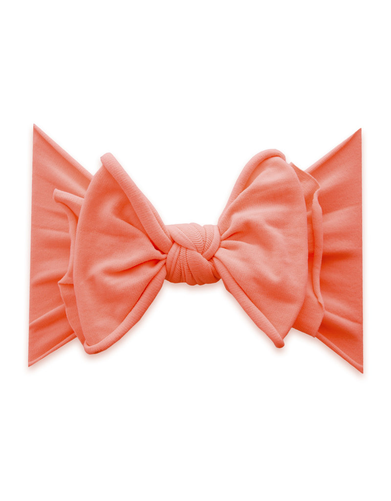 Fab-Bow-Lous Neon Coral