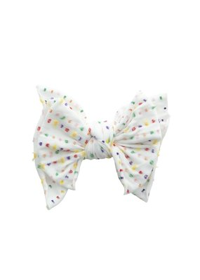 Baby Bling Shab-Bow-Lous Birthday20 Clip