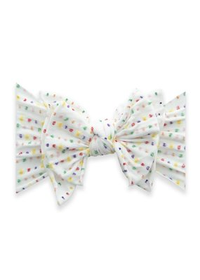 Baby Bling Shab-Bow-Lous Birthday20 Headband