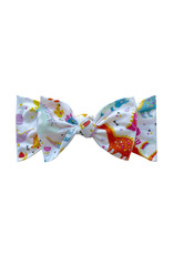 Baby Bling Printed Knot Bright Dino