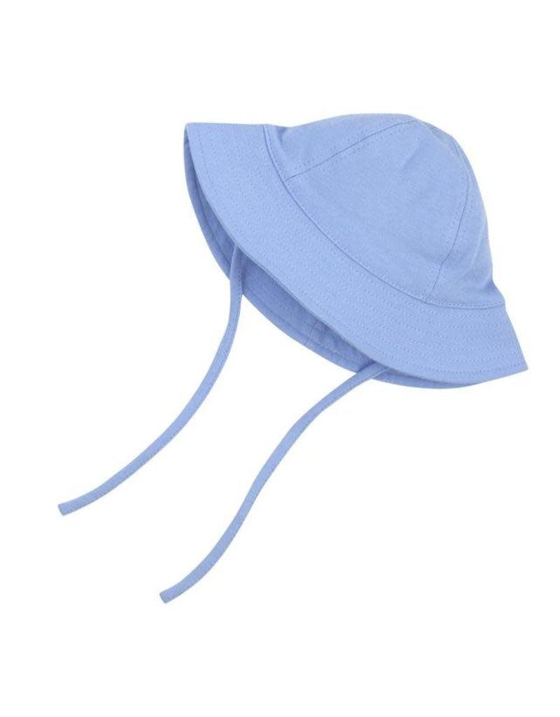 Organic Cotton Sun Hat Light Blue