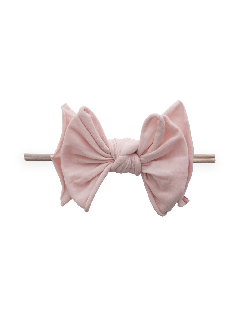 Baby Bling Fab-Bow-Lous Skinny Blush/Rose Quartz
