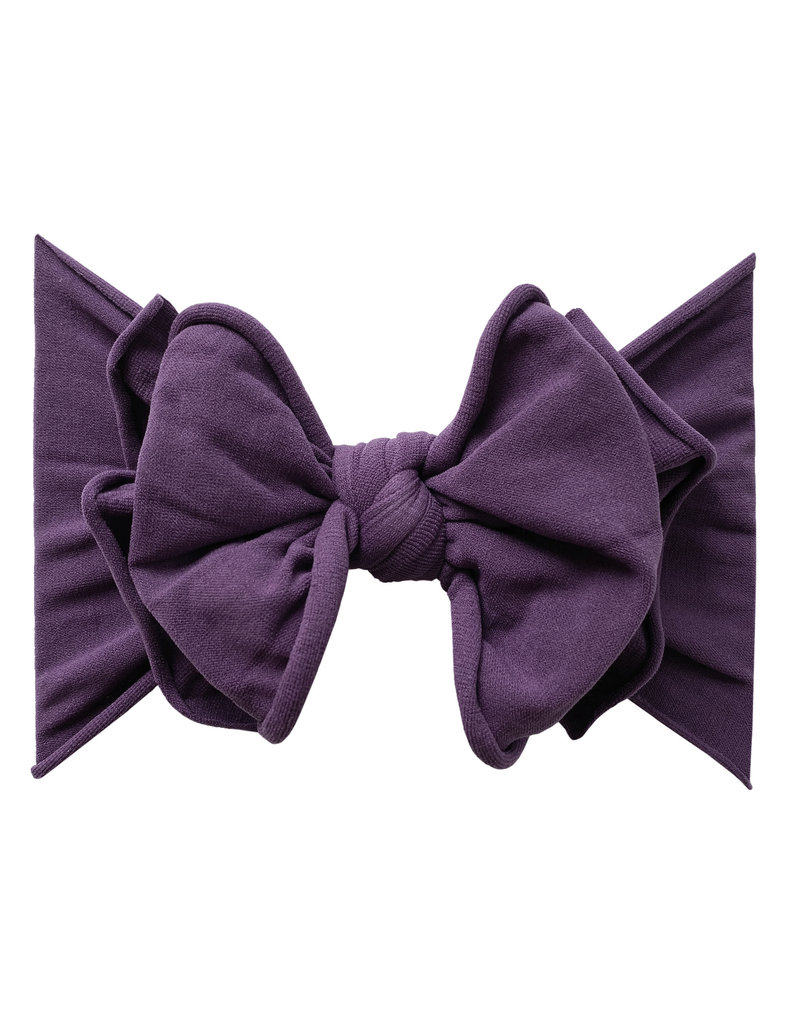 Baby Bling Fab-Bow-Lous Plum