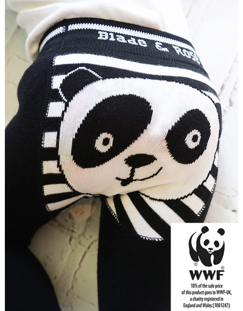 Organic Panda Leggings