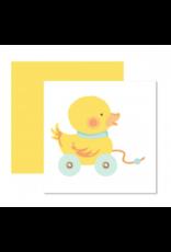 CR Gibson Yellow Ducky Card