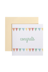 CR Gibson Congrats Card