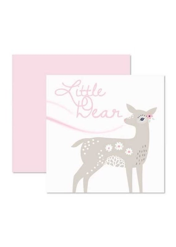 Little Dear Card