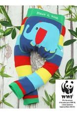 Blade & Rose Leggings Organic Elephant 6-12m