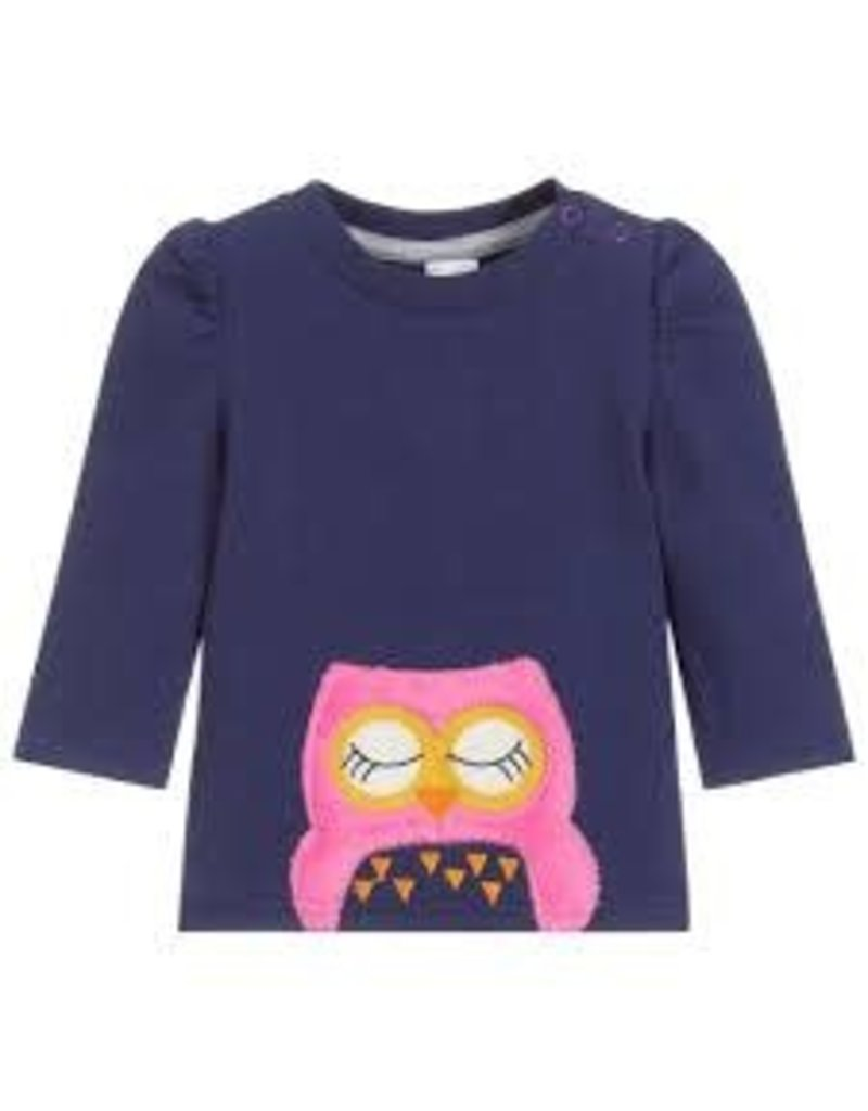 Betty Owl Top Toddler