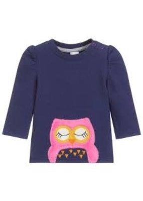 Betty Owl Top