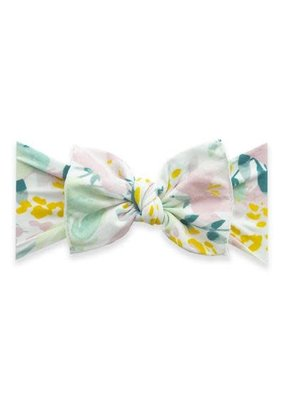 Baby Bling Printed Knot Sweet Pastels