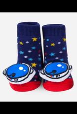 Space Helmet Waddle Sock 0-12m