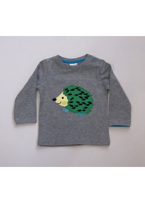 Bold Hedgehog Top