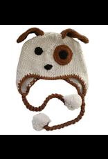 Puppy Dog Beanie Hat