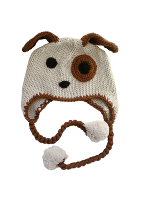 Puppy Dog Beanie Hat
