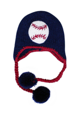 Baseball All Star Beanie Hat