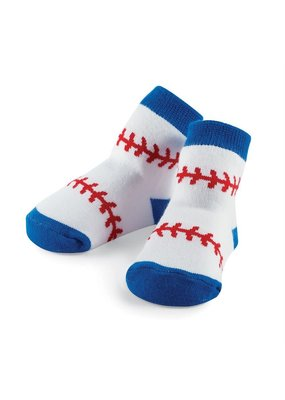 MudPie Baseball Socks