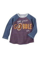 Get Your Gobble On Shirt 12-18m