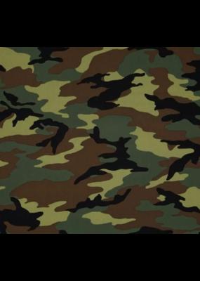 Camo Army Green Face Mask