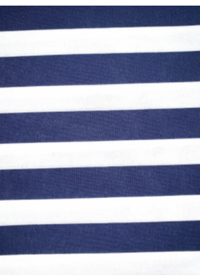 Sailor Stripes Face Mask