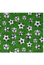 Soccer Balls Face Mask
