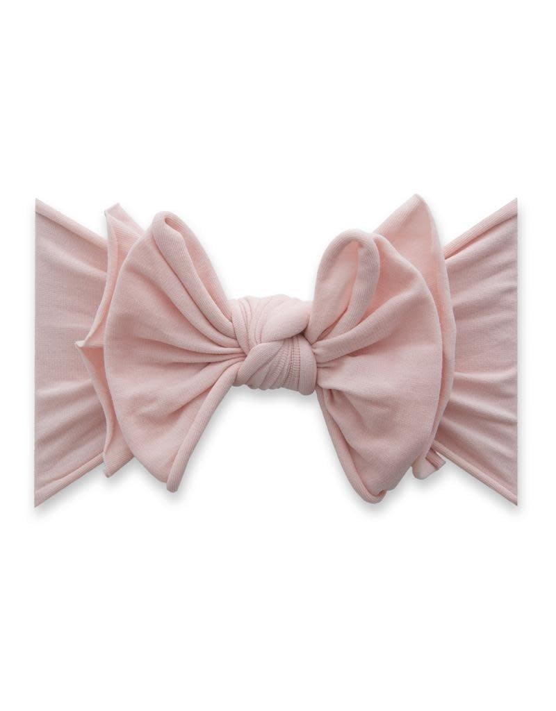 Baby Bling Fab-Bow-Lous Rose Quartz
