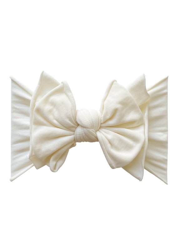 Fab-Bow-Lous Ivory