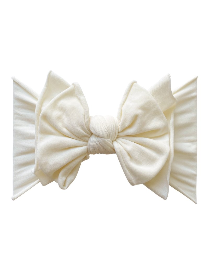 Baby Bling Fab-Bow-Lous Ivory