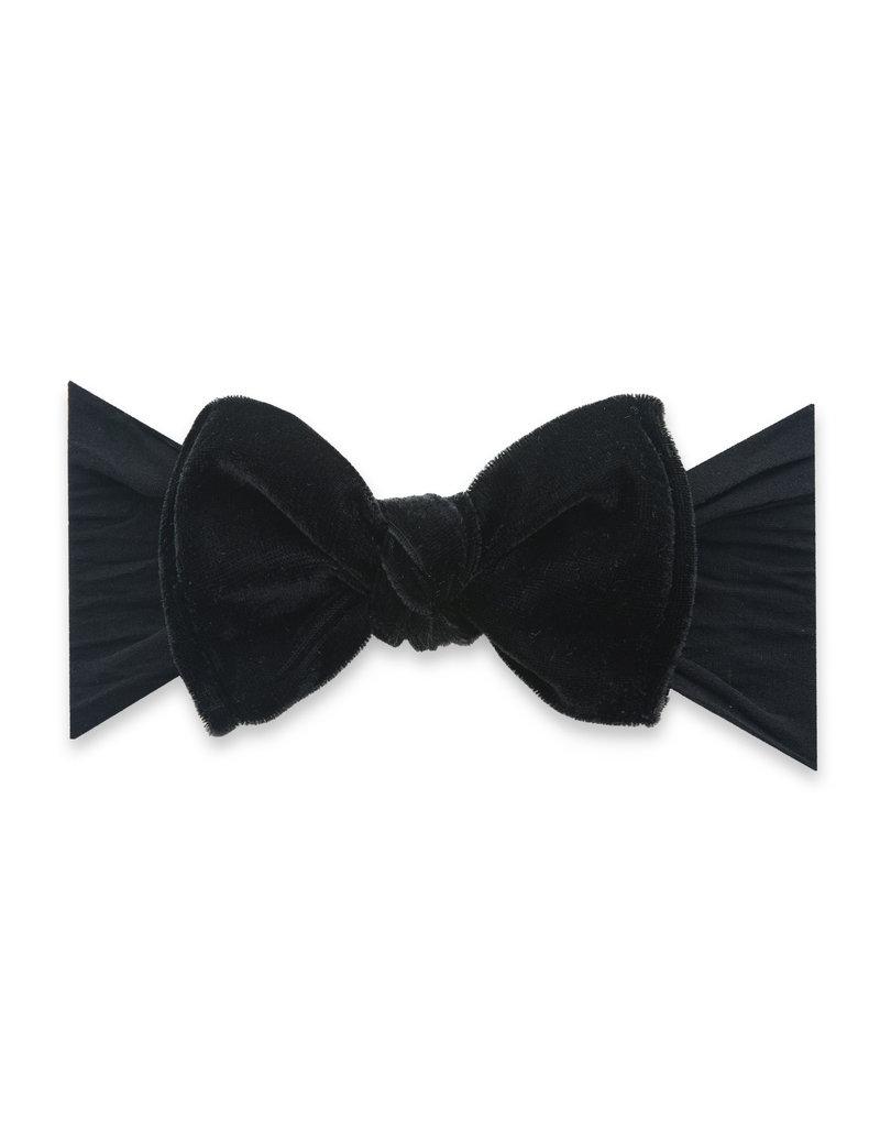 Velvet Knot Black