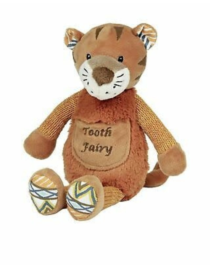 Maison Chic Tooth fairy Pillow Taj the Tiger