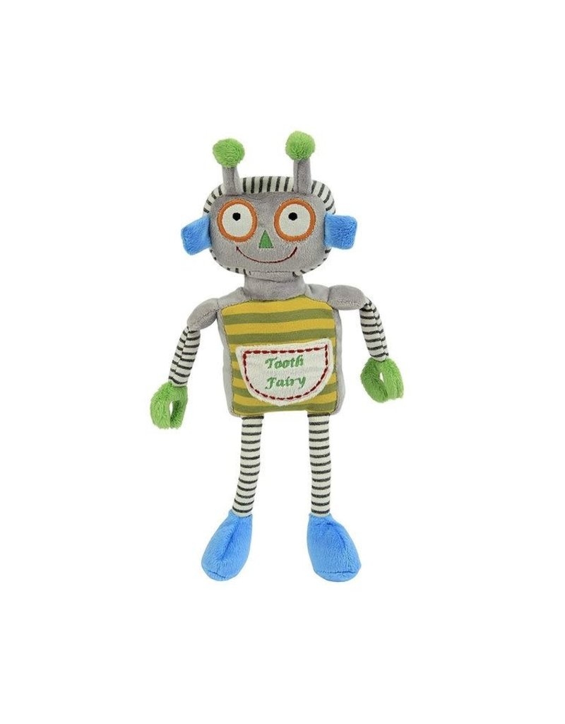 Maison Chic Tooth fairy Pillow Robbie the Robot