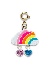 CHARM IT! Gold Rainbow Cloud