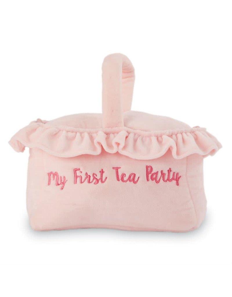 MudPie My First Tea Party Plush