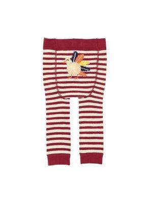 Red Turkey Pants 0-6m