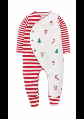 MudPie Christmas Schiffly Sleeper