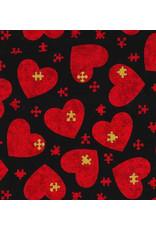 Heart Puzzle Piece Mask