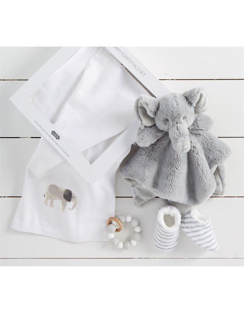 Elephant Baby Gift Set