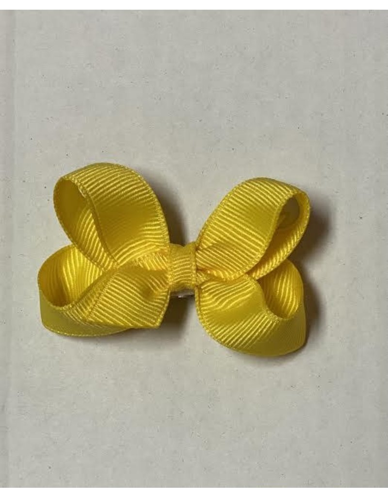 Stage 2 Sale Grosgrain Bright Yellow