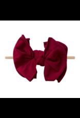 Fab-Bow-Lous Skinny Blush/Ruby