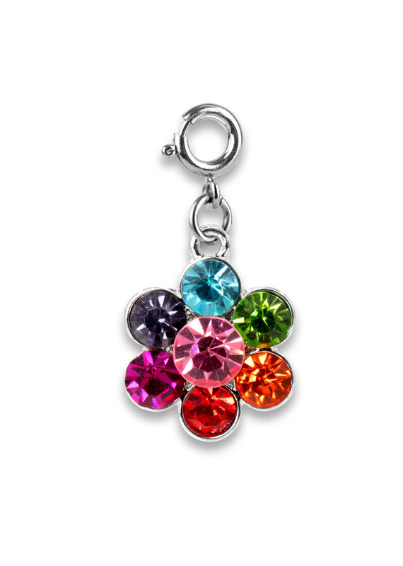 CHARM IT! Rainbow Daisy Charm