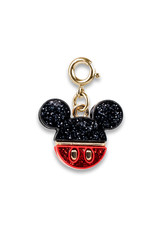 CHARM IT! Gold Glitter Mickey Mouse Icon Charm