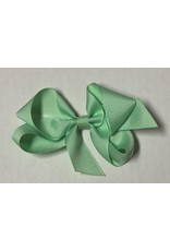 Mint Small (4in) Grosgrain Bow
