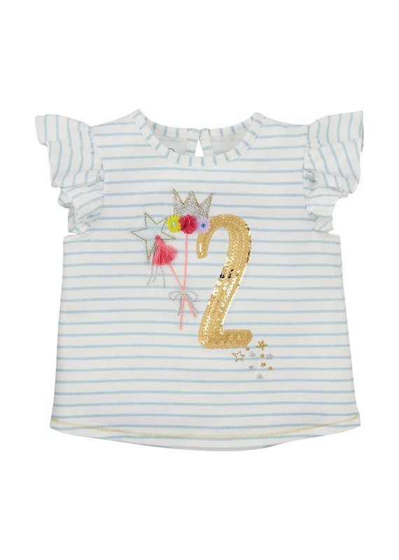 Two Birthday Shirt 24m/2T